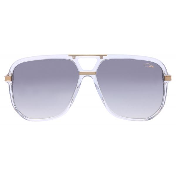 Cazal - Vintage 6025 3 - Legendary - Nero Oro Grigio - Occhiali da Sole - Cazal Eyewear