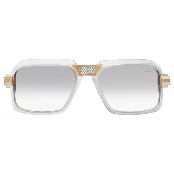 Cazal - Vintage 8039 - Legendary - Nero Oro Grigio - Occhiali da Sole - Cazal Eyewear