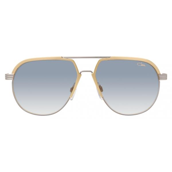 Cazal - Vintage 9083 - Legendary - Nero Oro Grigio - Occhiali da Sole - Cazal Eyewear
