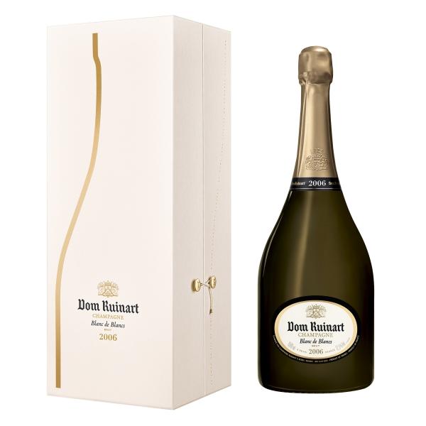 Ruinart Champagne 1729 - Dom Ruinart - 2006 - Blanc de Blancs - Magnum - Astucciato - Chardonnay - Luxury Limited - 1,5 l