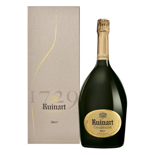 """Ruinart Champagne 1729 - """"R"""" de Ruinart - Magnum - Astucciato - Chardonnay - Luxury Limited Edition - 1,5 l"""