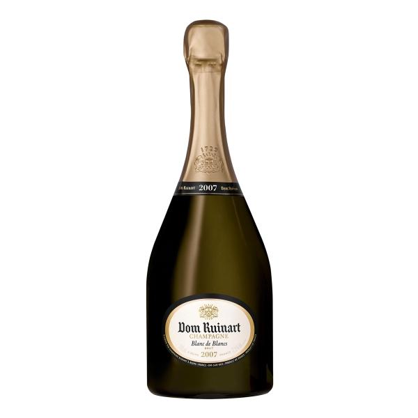 Ruinart Champagne 1729 - Dom Ruinart - 2007 - Blanc de Blancs - Chardonnay - Luxury Limited - 750 ml