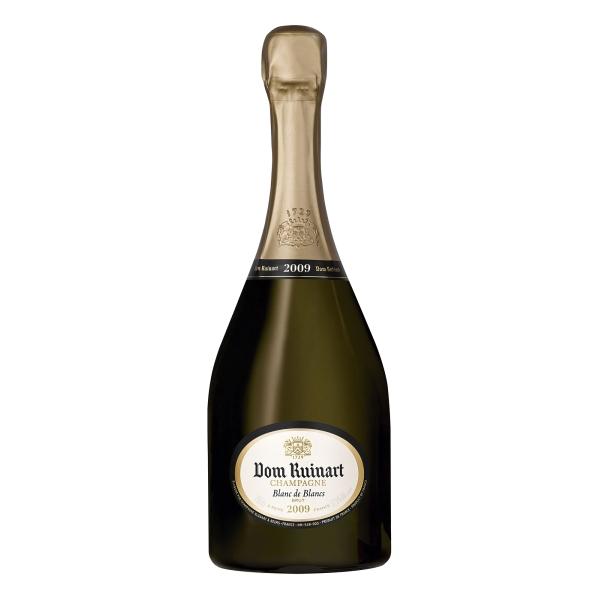 Ruinart Champagne 1729 - Dom Ruinart - 2009 - Blanc de Blancs - Chardonnay - Luxury Limited - 750 ml