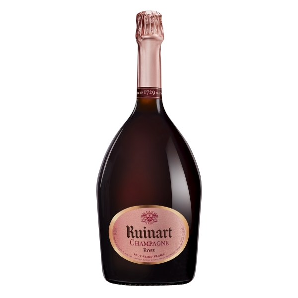 Ruinart Champagne 1729 - Rosé - Magnum - Chardonnay - Luxury Limited Edition - 1,5 l