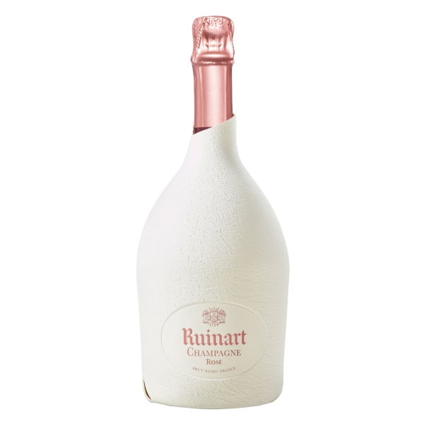 Ruinart Champagne 1729 - Rosé - Second Skin - Chardonnay - Luxury Limited Edition - 750 ml