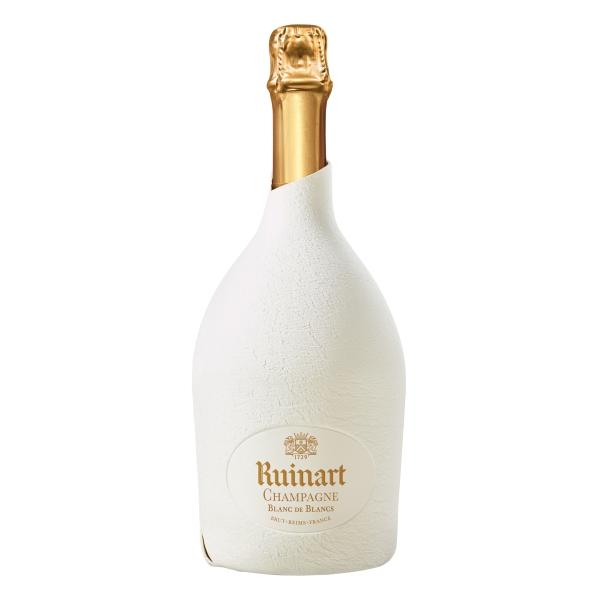 Ruinart Champagne 1729 - Blanc de Blancs - Second Skin - Chardonnay - Luxury Limited Edition - 750 ml