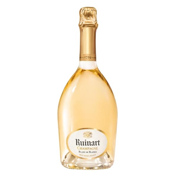 Ruinart Champagne 1729 - Blanc de Blancs - Chardonnay - Luxury Limited Edition - 750 ml