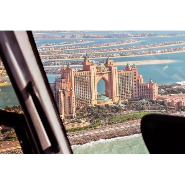 Falcon Helitours - Fun Ride Heli-Tour - 15 Min - Elicottero Condiviso - Exclusive Luxury Private Tour
