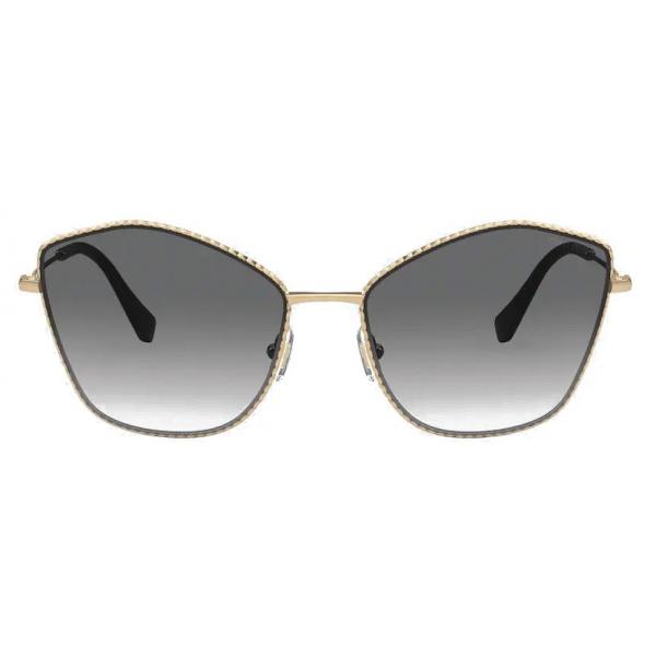 Miu Miu - Occhiali Miu Miu La Mondaine - Cat-Eye - Fumo Sfumato - Occhiali da Sole - Miu Miu Eyewear