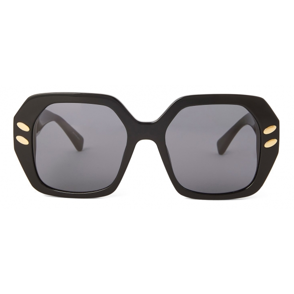 Stella McCartney - Occhiali da Sole Quadrati Leopardati - Leopardati - Occhiali da Sole - Stella McCartney Eyewear
