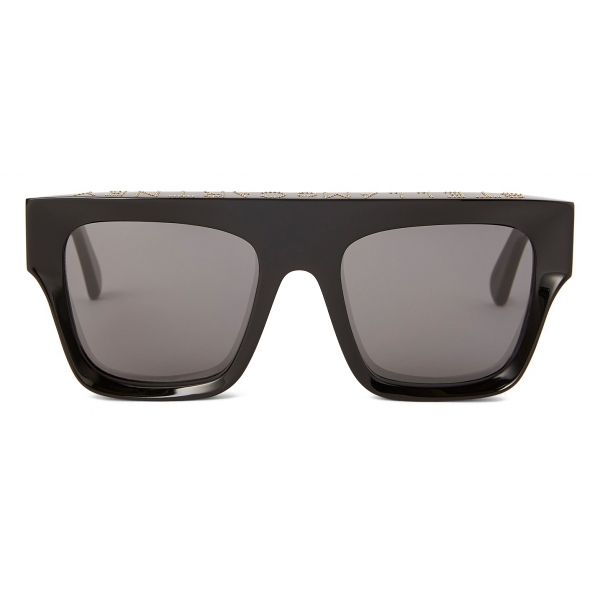 Stella McCartney - Occhiali da Sole Quadrati Marroni - Marroni - Occhiali da Sole - Stella McCartney Eyewear