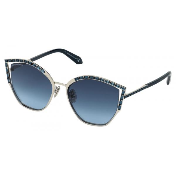 Swarovski - Swarovski Sunglasses - SK0313 28T - Purple - Sunglasses - Swarovski Eyewear