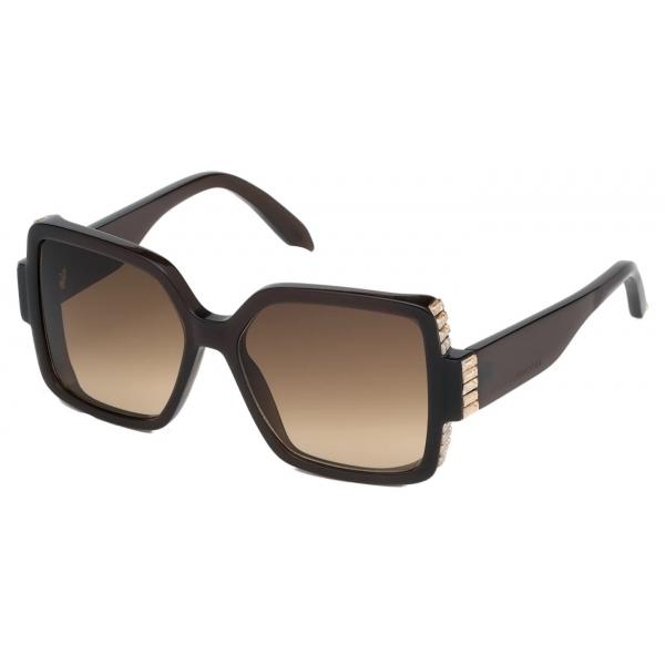 Swarovski - Occhiali da Sole Nile Square - SK161-P 81Z - Viola - Occhiali da Sole - Swarovski Eyewear