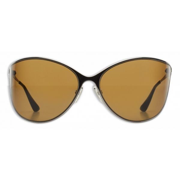 Balenciaga - Vision Butterfly Sunglasses - Black - Sunglasses - Balenciaga Eyewear