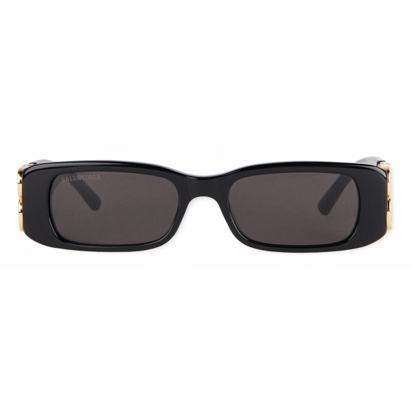 Balenciaga - Void Butterfly Sunglasses - Black - Sunglasses - Balenciaga Eyewear