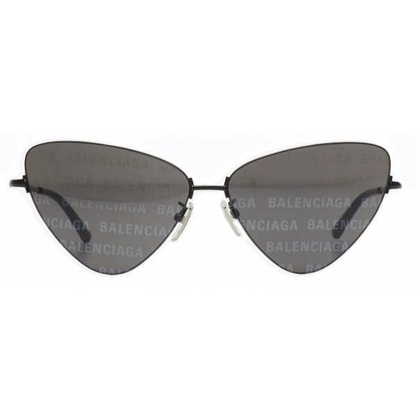 Balenciaga - Dynasty Rectangle Sunglasses - Black - Sunglasses - Balenciaga Eyewear