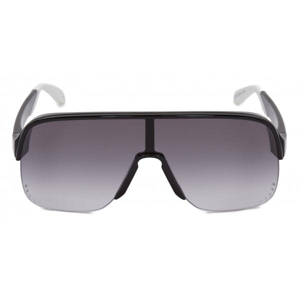 Alexander McQueen - Seal Sunglasses - Burgundy - Alexander McQueen Eyewear