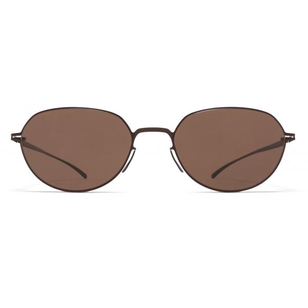 Mykita - MMESSE023 - Mykita & Maison Margiela - Black Grey - Metal Collection - Sunglasses - Mykita Eyewear