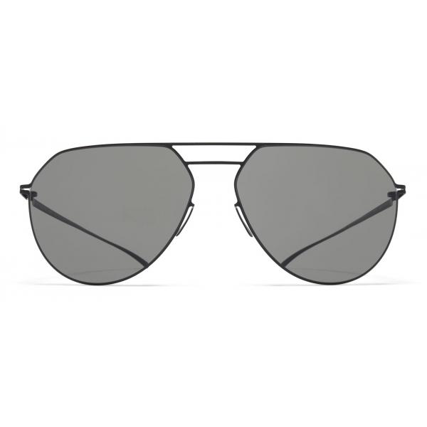Mykita - MMESSE027 - Mykita & Maison Margiela - Dark Caramel Brown - Metal Collection - Sunglasses - Mykita Eyewear