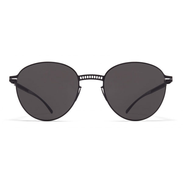 Mykita - MMESSE027 - Mykita & Maison Margiela - Black Grey - Metal Collection - Sunglasses - Mykita Eyewear