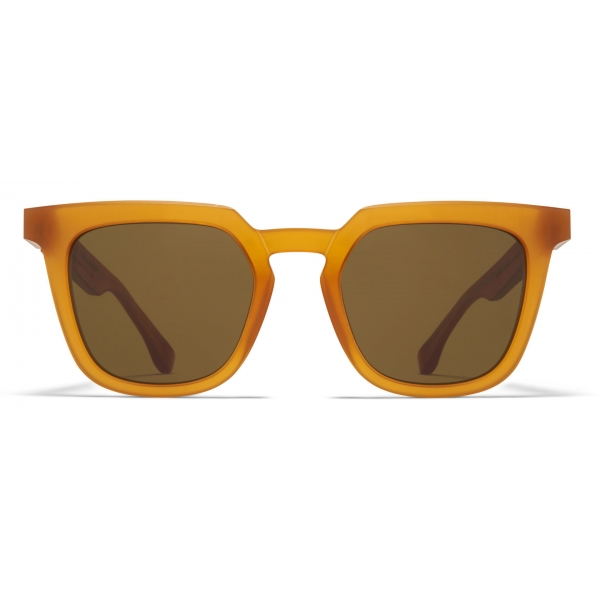 Mykita - MMESSE029 - Mykita & Maison Margiela - Black Dark Grey - Metal Collection - Sunglasses - Mykita Eyewear