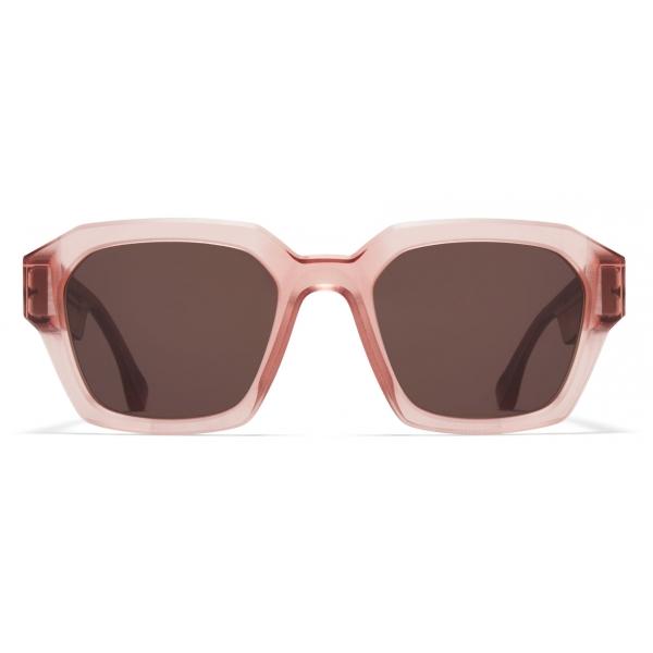 Mykita - MMRAW015 - Mykita & Maison Margiela - Ametista Grigio - Acetate Collection - Occhiali da Sole - Mykita Eyewear