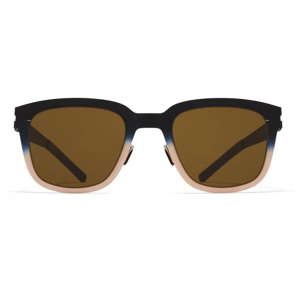 Mykita - MMRAW019 - Mykita & Maison Margiela - Topaz Grey - Acetate Collection - Sunglasses - Mykita Eyewear