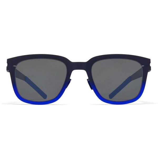 Mykita - Deep - Mykita & Bernhard Willhelm - Nero Sabbia Marrone - Mylon Collection - Occhiali da Sole - Mykita Eyewear