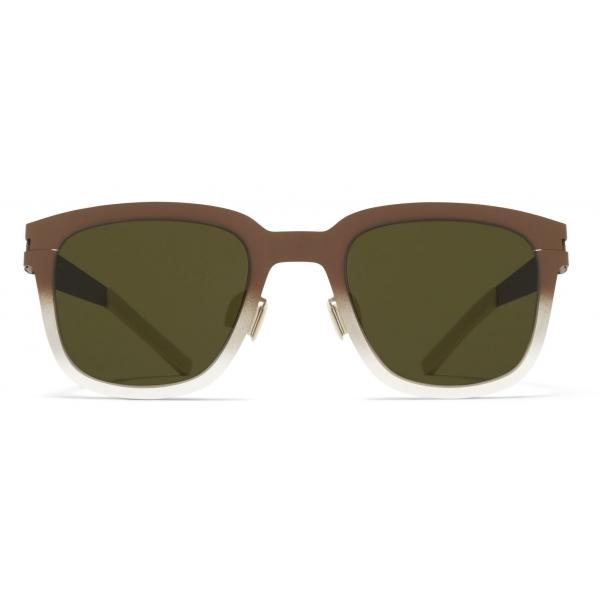 Mykita - Deep - Mykita & Bernhard Willhelm - Indigo Neon Blue Black - Mylon Collection - Sunglasses - Mykita Eyewear
