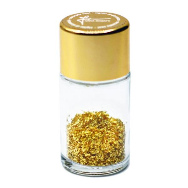 Ivana Ciabatti - Polvere Oro - 23k - Linea Gourmet - Limited Edition - Oro Artigianale Commestibile - Luxury