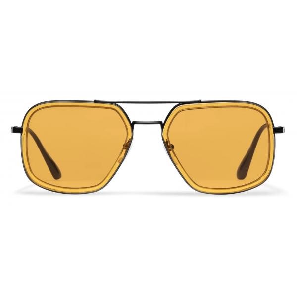 Prada - Prada Game - Rectangular Sunglasses - Black Ochre - Prada Collection - Sunglasses - Prada Eyewear