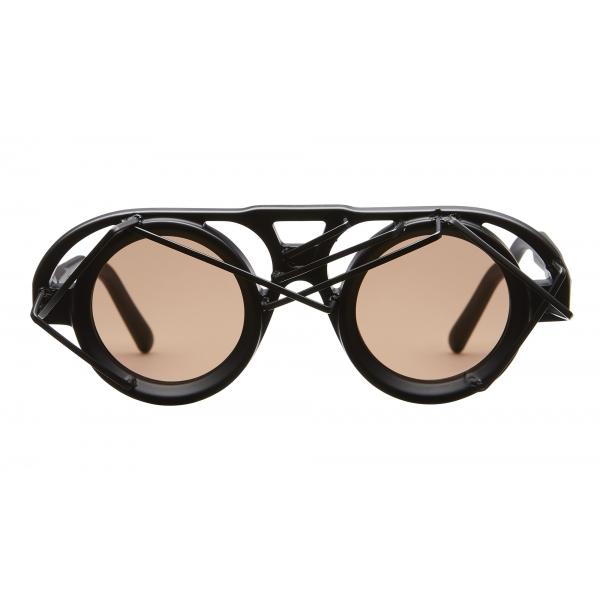 Kuboraum - Mask T10 - Copper - T10 COP AI - Architectural Instinct - Sunglasses - Kuboraum Eyewear