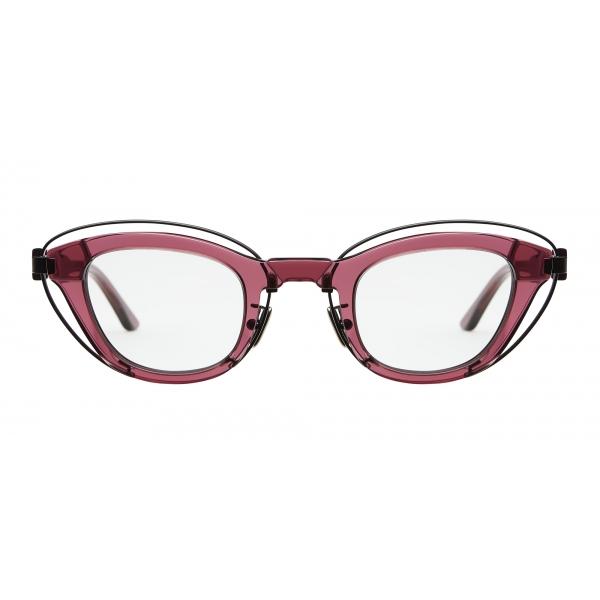 Kuboraum - Mask N11 - Cherry - N11 CHE - Sunglasses - Kuboraum Eyewear