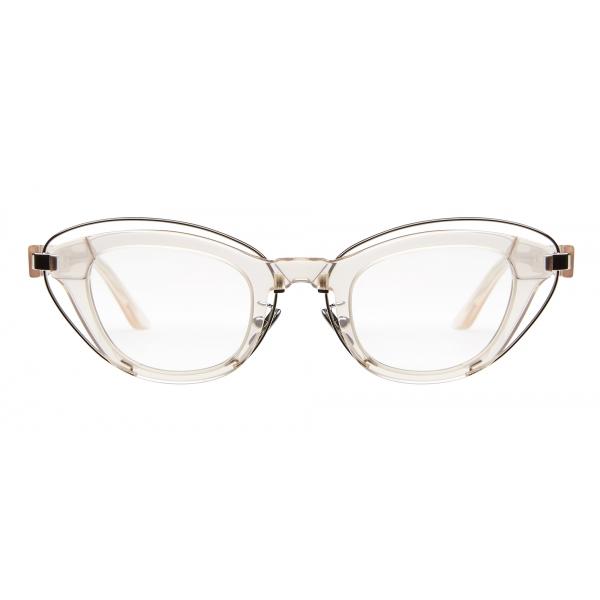 Kuboraum - Mask N11 - Nude - N11 ND - Sunglasses - Kuboraum Eyewear