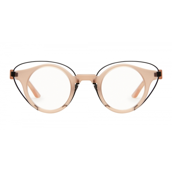 Kuboraum - Mask N10 - Apricot - N10 AP - Sunglasses - Kuboraum Eyewear
