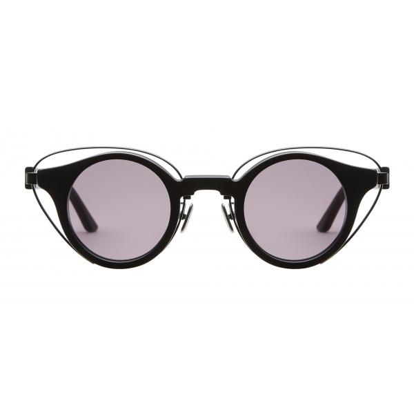 Kuboraum - Mask N10 - Black Matt- N10 BB - Sunglasses - Kuboraum Eyewear
