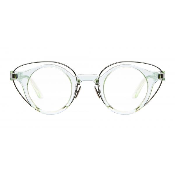 Kuboraum - Mask N10 - Mint - N10 MT - Sunglasses - Kuboraum Eyewear