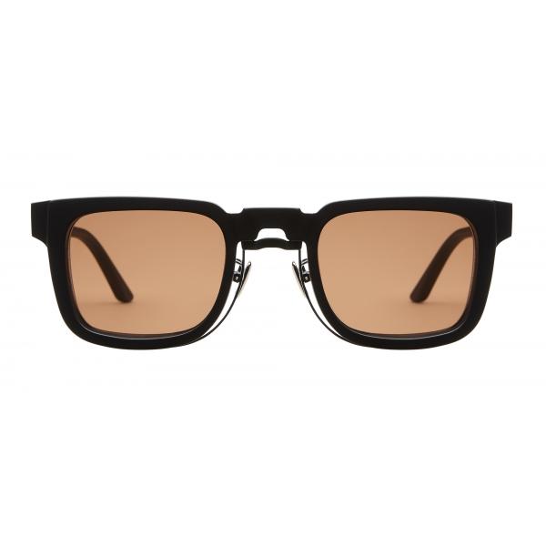 Kuboraum - Mask N4 - Black Matt - N4 BK - Sunglasses - Kuboraum Eyewear