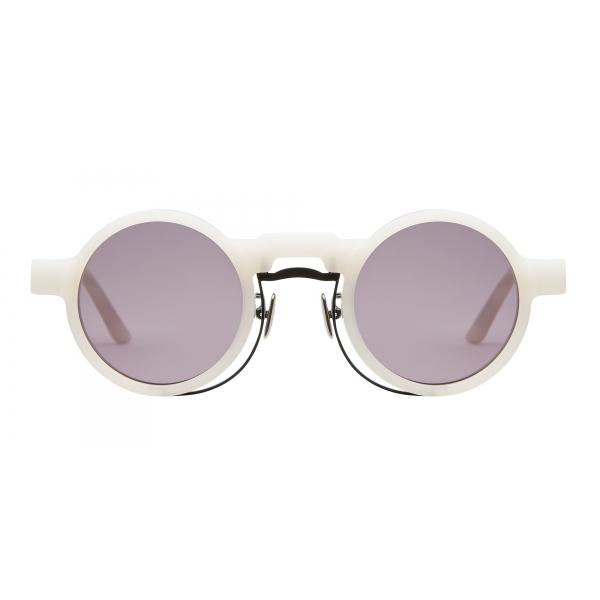 Kuboraum - Mask N3 - White - N3 CM - Sunglasses - Kuboraum Eyewear