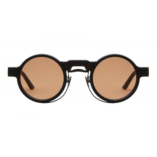 Kuboraum - Mask N3 - Nero Opaco - N3 BK - Occhiali da Sole - Kuboraum Eyewear