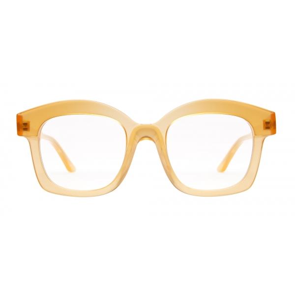 Kuboraum - Mask K28 - Arancione - K28 OR - Occhiali da Vista - Kuboraum Eyewear