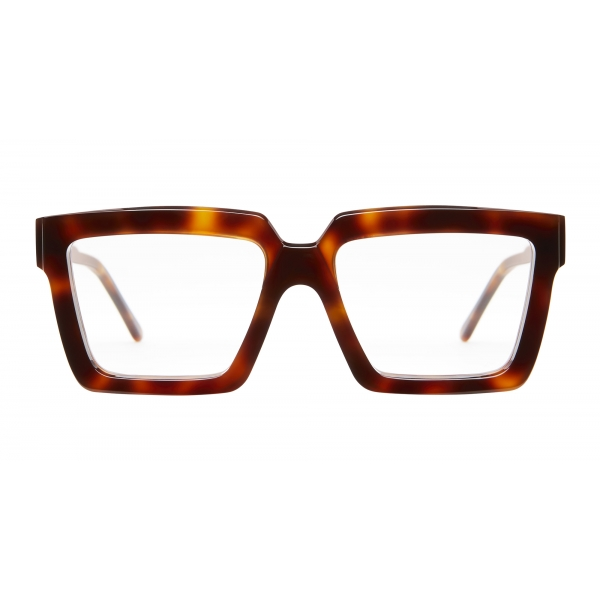 Kuboraum - Mask K26 - Havana - K26 HA - Optical Glasses - Kuboraum Eyewear