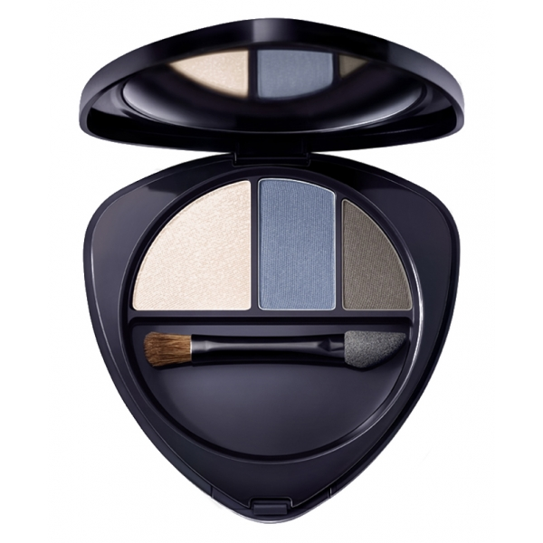 Dr. Hauschka - Eyeshadow Trio - Professional Luxury Cosmetics