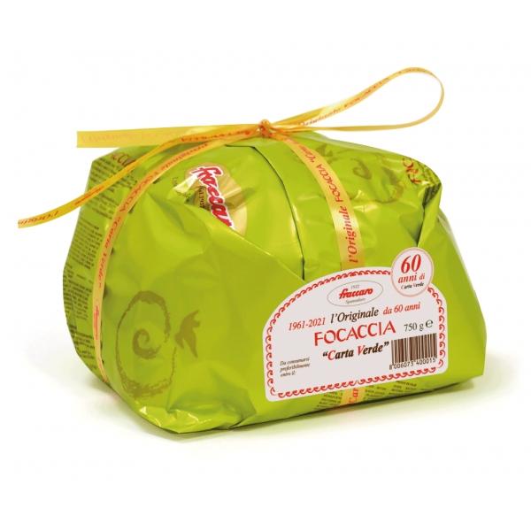 Pasticceria Fraccaro - Green Paper Cake - Classic Line - Artisan Flat Bread - Artisan Easter Dove - Fraccaro Spumadoro