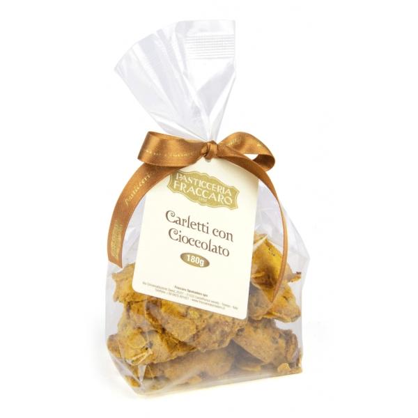 Pasticceria Fraccaro - Carletti with Chocolate - Pastry - Fraccaro Spumadoro
