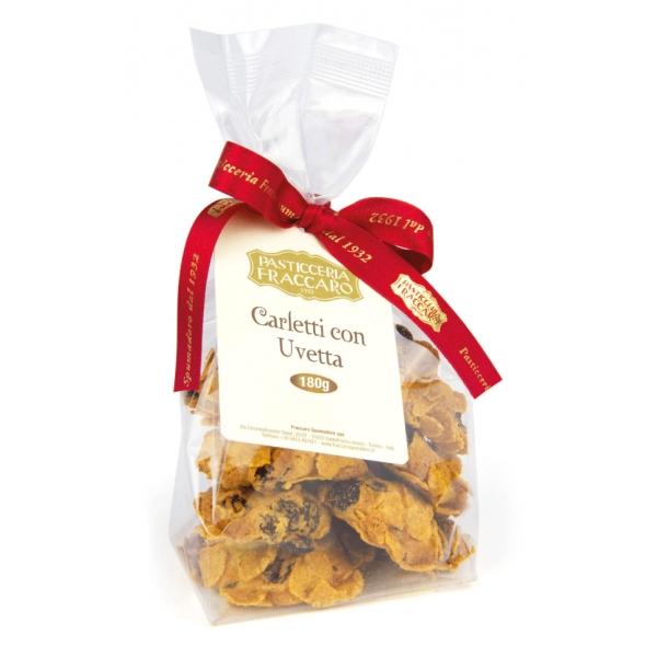 Pasticceria Fraccaro - Carletti with Raisin - Pastry - Fraccaro Spumadoro