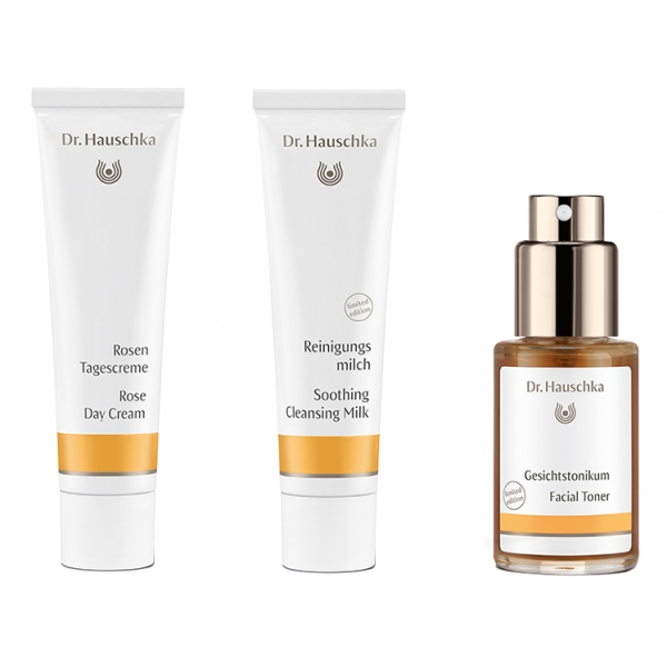 Dr. Hauschka - Radiante Rose - Nurture, Protect and Soothe - Professional Luxury Cosmetics