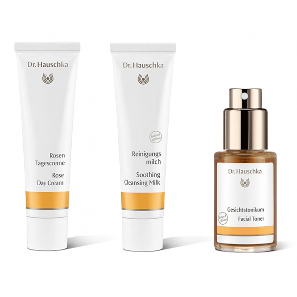 Dr. Hauschka - Radiant Rose - Nurture, Protect and Soothe - Professional Luxury Cosmetics