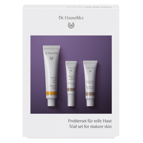 Dr. Hauschka - Trial Set For Mature Skin - Toning Care For Every Day - Professional Luxury Cosmetics