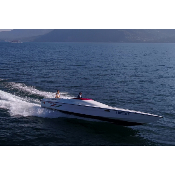 Rent Offshore Lago Maggiore - South Cruise by Night - Exclusive Luxury Private Tour - Yacht - Panoramic Cruise